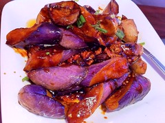 Eggplant - Shanghai Cafe