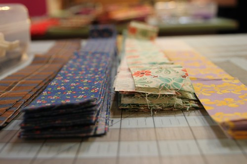 The first QfQ quilting bee! 3/22 at Modern Domestic, Portland!