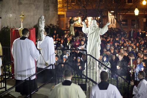 2011 Eucharistic Congress - North End, Boston