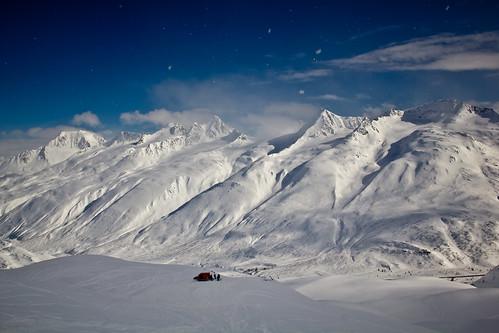 ski terrain