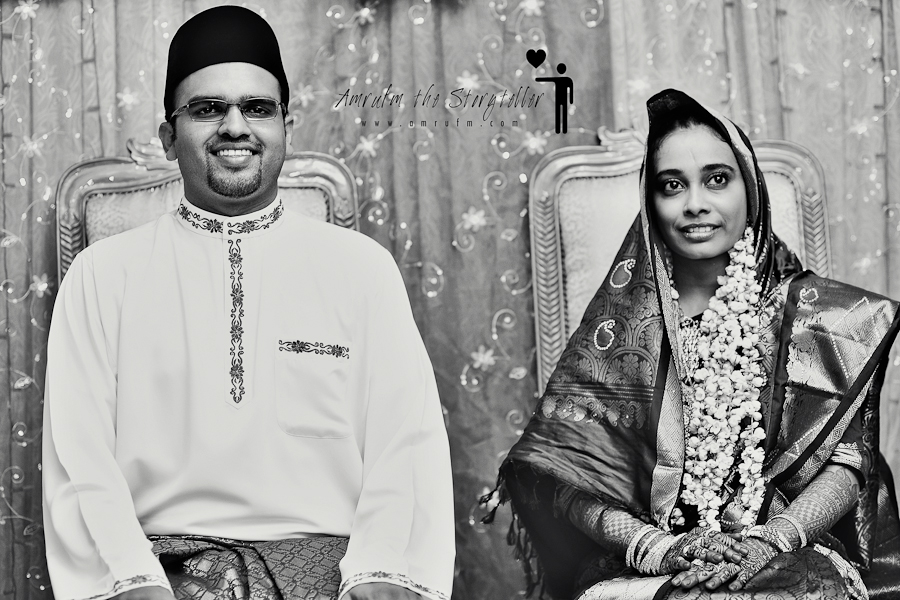 Faizal & Shafarina Nikah-12