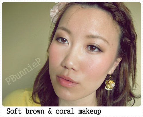 DEMO: Soft coral & brown