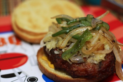 Not your ordinary burger