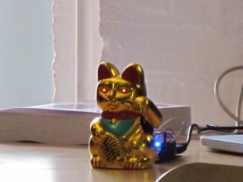 Presentations: Lucky Cat hack