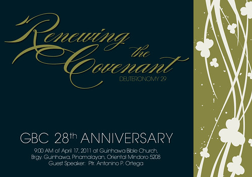 GBC 28th Anniversary