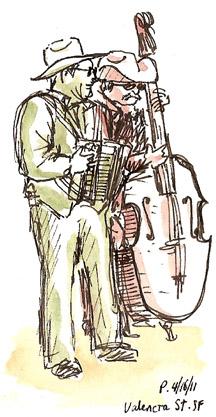 sc31 valencia musicians