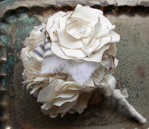 unique bride bouquet 12