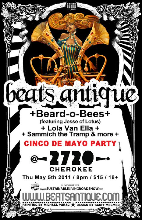 Beats Antique 5-5-11a