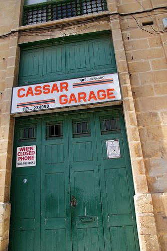 Cassar-Garage
