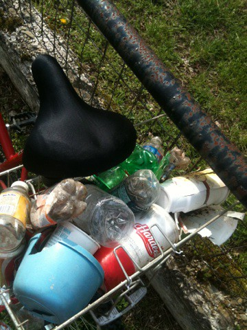 trash pick up 1