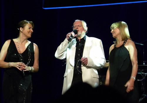 Anya Mahnken, Roger Whittaker and Angie Horn