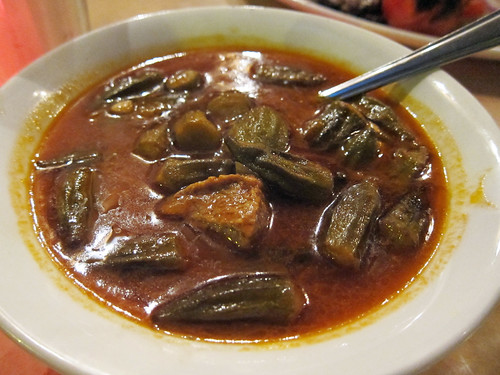 Okra and Lamb Stew