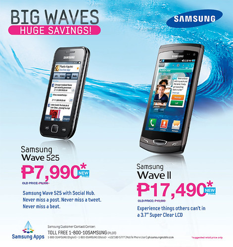 Samsung Wave Pricedown