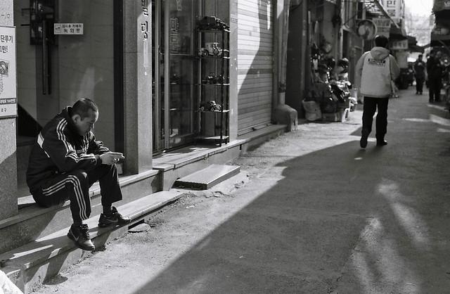 Dongmyo backstreets