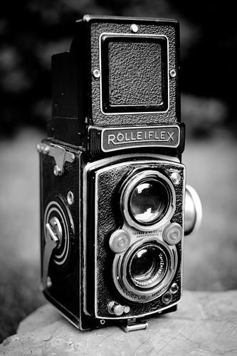 Rolleiflex Automat K4B-8