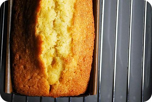 Double Vanilla Buter Cake II