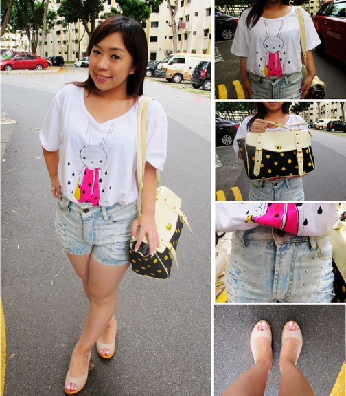 Outfit of the day, Singapore Lifestyle Blog, Fashion Blog, Singapore Fashion Blog, Outfit post, Lookbook,