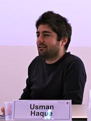 Usman Haque, Pachube