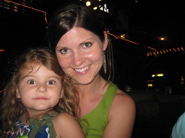 Skyler and Mommy