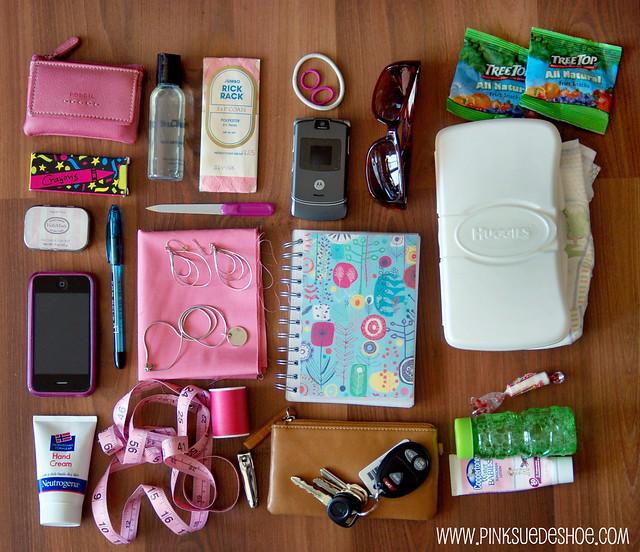 in my summer purse