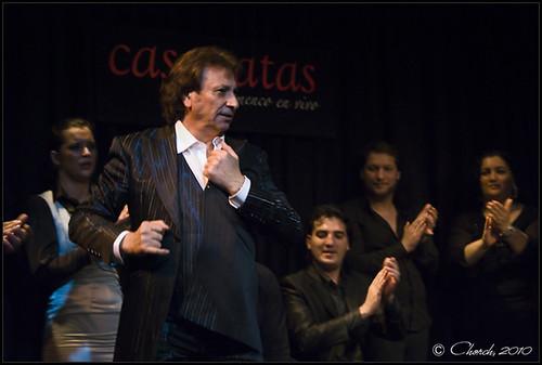 Pepe Carmona en Casa Patas. Foto: Martín Guerrero