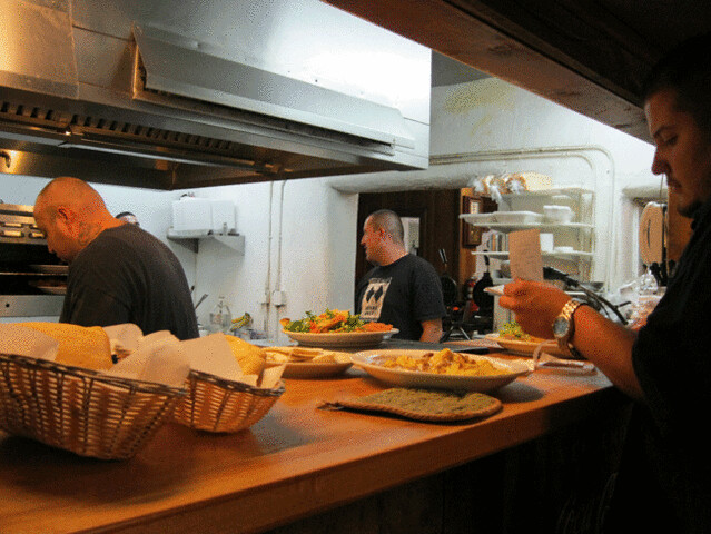 Michael Kitchen Coffee Shop Bakery Taos California City
