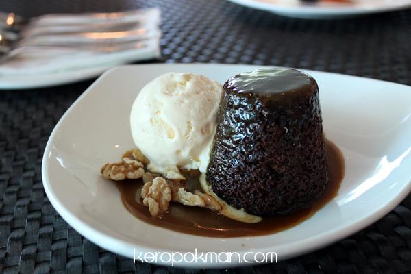 Sticky Date Pudding - Privé - Bakery Cafe @ Marina at Keppel Bay