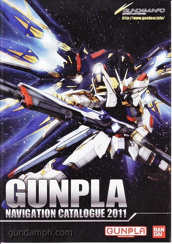 Gunpla Navigation Catalogue 2011 (001)