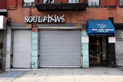 A future Soul Fixins, East Harlem, New York