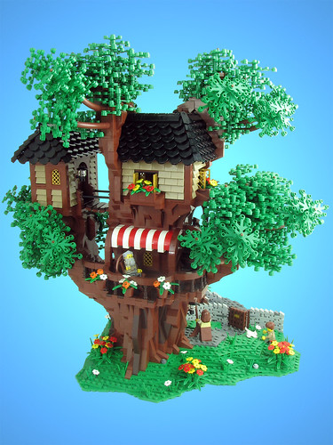 Mrs. Merple's Treehouse