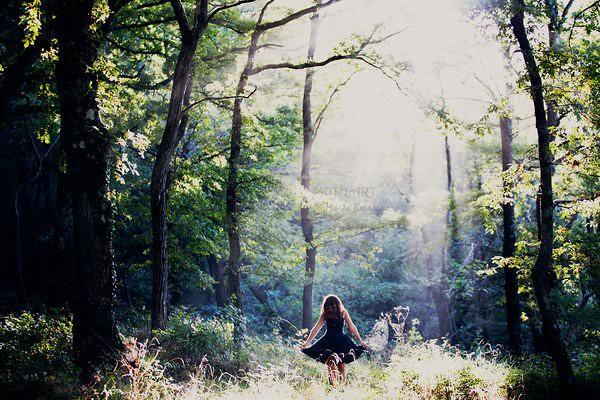 girl&sunlight