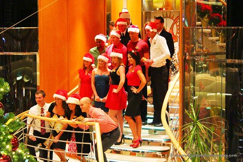 Royal Caribbean Singers & Dancers