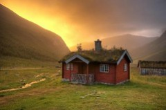 New inspiration: Fairy Tale Cottages