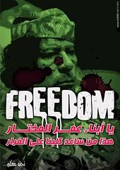 Lybia's Freedom