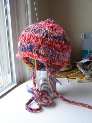 handpsun flower hat