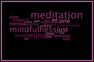 mindfulness 1.0