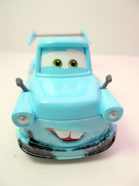 disney cars toon tokyo mater with oil stains (7)