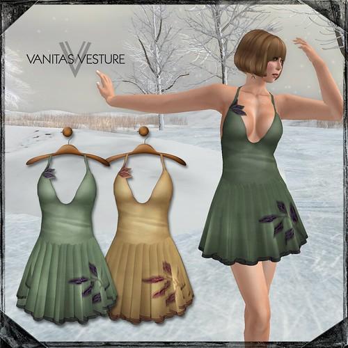 Vanitas Vesture - Kay Minidress O-Rama