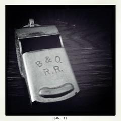 B & O Whistle No. 1