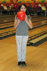 Child Bowling