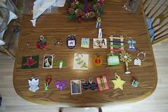Jesse Tree Ornaments