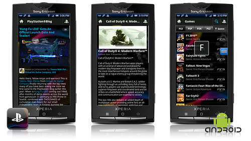 Playstation App for Android