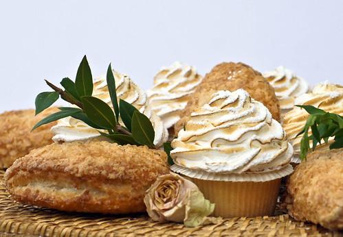 Tea Party Pastries
