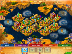Abigail and the Kingdom of Fairs game screenshot