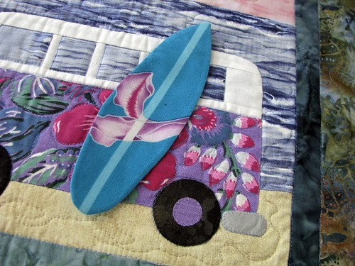 Hawaii by Lori Wilson, The Fabric Stalkers