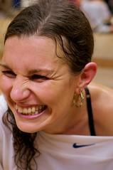 Sarah Galán på kvartasutbildningen i Stockholm (2010-12-06)