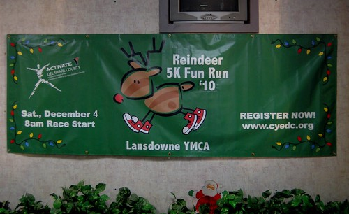 Landsdowne YMCA 5K Reindeer Run