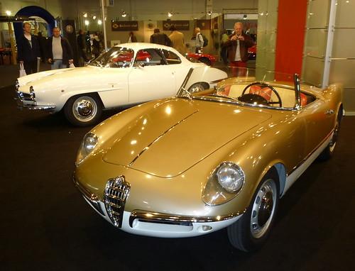 Auto d Epoca a Padova