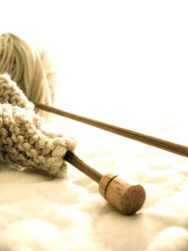 sundays and knitting patterns