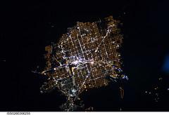 Las Vegas, Nevada at Night (NASA, Internationa...